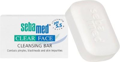 Sebamed Clear Face Cleansing Bar, 100 gm