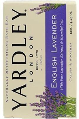 Yardley London English Bar Soap Lavender(120.445 g)  available at flipkart for Rs.827