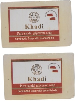 Khadi Herbal Pure Lemon(250 g, Pack of 2)