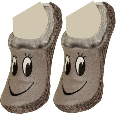 Neska Moda Girl's Footie Socks
