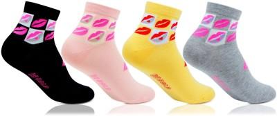 Bonjour Women Ankle Length Bonjour Men\'s and Women\'s Socks