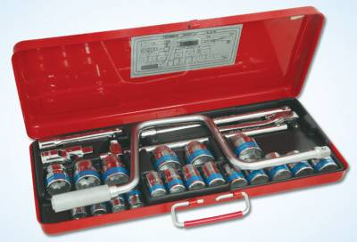 Taparia-S-16M-Square-Socket-Set-(25-Pc)