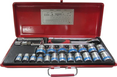 S3/4H-Square-Drive-Socket-Set