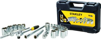Stanley-STMT72795-8-24-Pc-Drive-Metric-Socket-Set