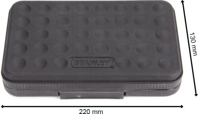 Stanley-1-89-099-Hex-Bit-Metric-Socket-Set