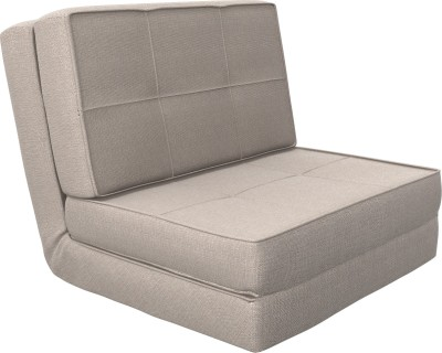 Camabeds Isten Futon Single Metal Sofa Bed(Finish Color - Grey Mechanism Type - Fold Out)