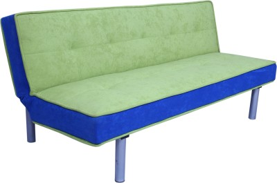 Woodstock India Single Fabric Sofa Bed(Finish Color - Green ...