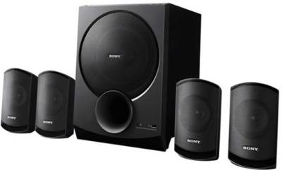 Sony-SA-D100-4.1-Channel-Speaker-System
