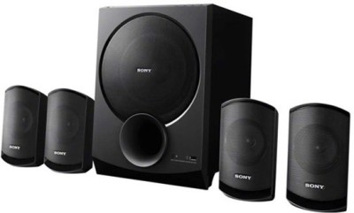 Sony SA-D100 Portable Bluetooth Home Audio Speaker