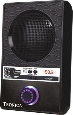 Tronica BLACK NOMAD Portable Home Audio Speaker