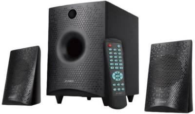 F&D F210X 15 W Portable Bluetooth Laptop/Desktop Speaker(Black, 2.1 Channel)