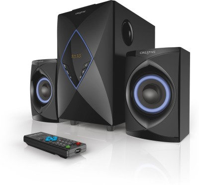 Creative High Performance 2.1 Home Entertainment System Home Audio Speaker
