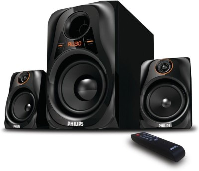 Philips MM2560F/94 Portable Home Audio Speaker