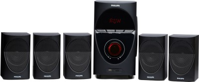 Philips IN-SPA7000B/94 Home Audio Speaker(5.1 Channel)