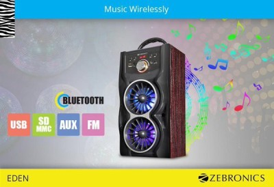 Zebronics-Eden-Wireless-Multimedia-Speaker