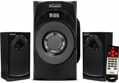 Mitashi HT 2650 BT Portable Bluetooth Home Audio Speaker(Black, 2.1 Channel)