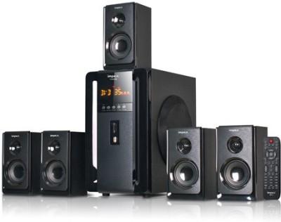 Impex 5.1 (FUSION) Portable Home Audio Speaker(Black, 5.1 Channel)