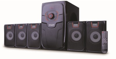 Mitashi HT 5295 BT Bluetooth Home Audio Speaker(Black, 5.1 Channel)