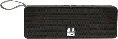 Altec Lansing IMW140 Dual Motion Portable Bluetooth Mobile/Tablet Speaker(Black, Stereo Speaker Channel)