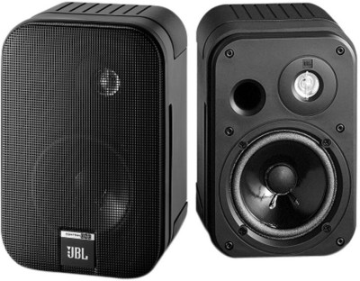 JBL Control One Wired Bookshelf 75 W Portable Home Audio Speaker(Black, 2.1 Channel)  available at flipkart for Rs.7990