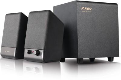 F&D F313U Laptop/Desktop Speaker(Black, 2.1 Channel)