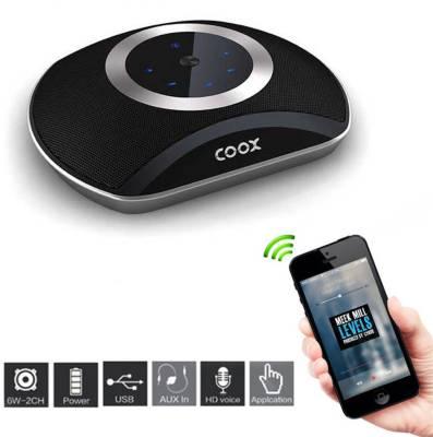 Feye-COOX-T1-FBS-33-Portable-Wireless-Speaker