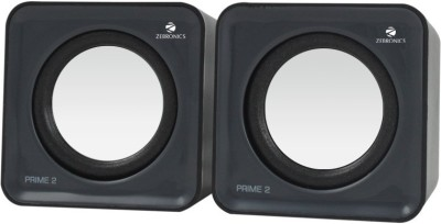 Zebronics Prime 2 Portable Laptop/Desktop Speaker