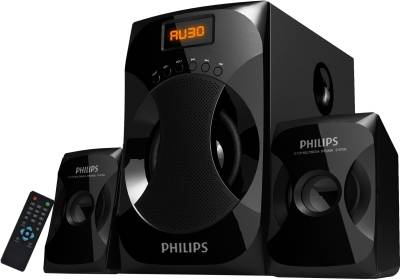 Philips-Explode-MMS4040F-2.1-Channel-Multimedia-Speakers