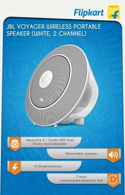 JBL Voyager Wireless Portable Speaker