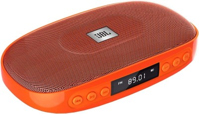 JBL Tune Portable Bluetooth Mobile/Tablet Speaker(Orange, 2.0 Channel)