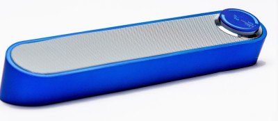 MDI Stereo Big Sound Handsfree MIC Wireless Portable Bluetooth Mobile/Tablet Speaker(Blue, 2.1 Channel)