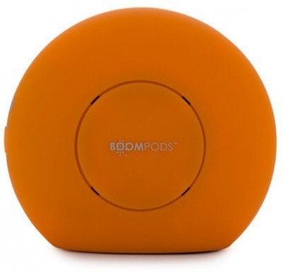 Boompods Double Blaster Portable Bluetooth Mobile/Tablet Speaker(Orange, Mono Channel) at flipkart