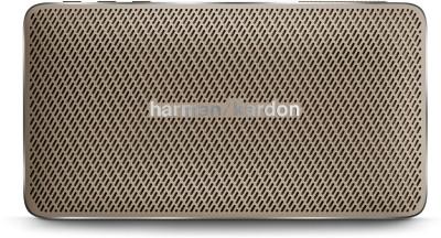 Harman Kardon Esquire Mini Gold Portable Bluetooth  Speaker(Gold, 2.0 Channel)