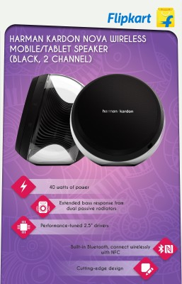 Harman-Kardon-NOVA-BLK-Wireless-Speakers