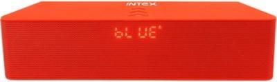 Intex IT-14S BT Portable Bluetooth 3 W Portable Bluetooth  Speaker(Orange, 2.1 Channel)