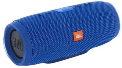 JBL Charge 3 - Blue Waterproof Portable Bluetooth Mobile/Tablet Speaker(Blue, Mono Channel) at flipkart