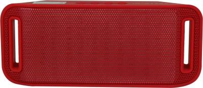 Sonics IN-BT506 Portable Bluetooth Mobile/Tablet Speaker(Red, Mono Channel) at flipkart