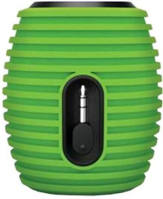 Philips SBA 3010 Portable Mobile/Tablet Speaker(Green, Mono Channel)