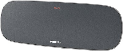 Philips MMS2141B/94 Bluetooth Home Audio Speaker(Black, 2.1 Channel)
