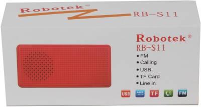 Robotek RB-S11 Portable Bluetooth Mobile/Tablet Speaker