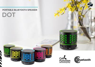 Zebronics-Dot-Bluetooth-Speaker