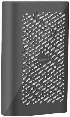 Portronics sound wallet 3 W Portable Bluetooth  Speaker(Grey, Mono Channel)