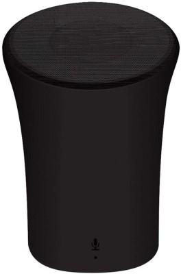 Portronics Branded Original Sound Wired/ Wireless POR 280 3 W Portable Bluetooth  Speaker(Black, Mono Channel)