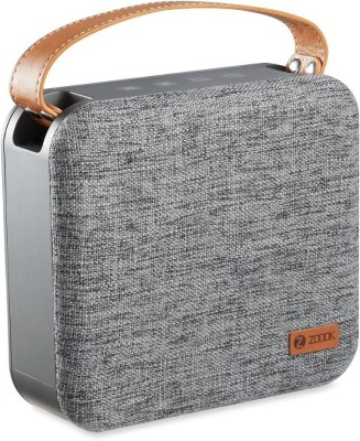 Zoook ZB-ROCKER PLUSH Portable Bluetooth Mobile/Tablet Speaker(Black, Stereo Channel) at flipkart