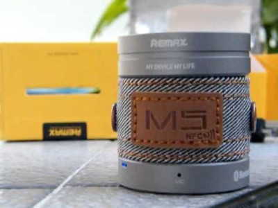 Remax-M5-Wireless-Speaker
