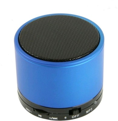 VesTalo S 10 Portable Bluetooth Mobile/Tablet Speaker(Blue, 2.1 Channel) at flipkart