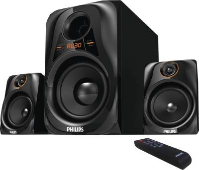 Philips-MM2560F/94-(2.1-Channel)-Home-Audio-Speaker