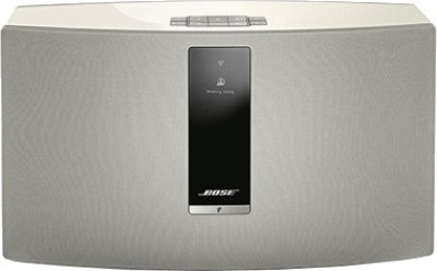 Bose SoundTouch 30 III Bluetooth Speaker(White, Stereo Channel)