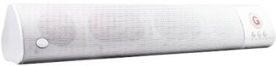 Outre WM-1300 L Size High Bass Wireless Soundbar Portable Bluetooth Mobile/Tablet Speaker(White, 2.1 Channel)