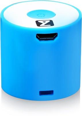 Zakk Atom Y86 Mini Bluetooth Mobile/Tablet Speaker(Blue, Mono Channel)